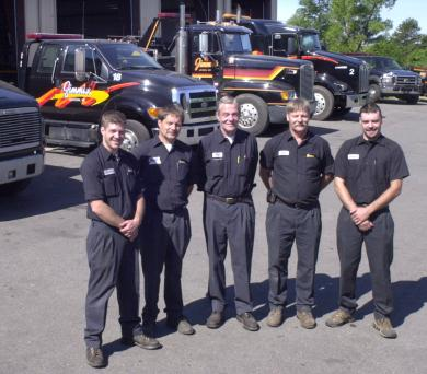 Jimmie's Towing and Auto Repair